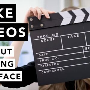 How to Make YouTube Videos without Showing Your Face + 8 Faceless Video Ideas for Your Channel