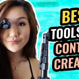 FAVOURITE Products, Apps, and Tools (For HIGH QUALITY Content Creation!)