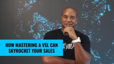How Mastering A Video Sales Letter Can Skyrocket Your Sales