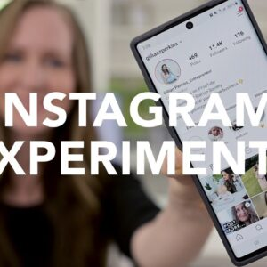 Instagram EXPERIMENTS: which one grew my account the most??