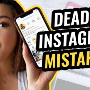 Instagram Mistakes To STOP Doing in 2020 (WHY YOU AREN'T GROWING!)