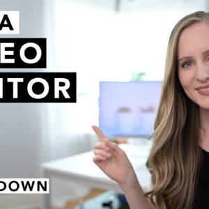 How to hire a video editor for your youtube channel (+ how much an editor will cost you)