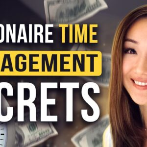 💰 How to Get More Done (and Make More Money!) **MILLIONAIRE STRATEGIES**