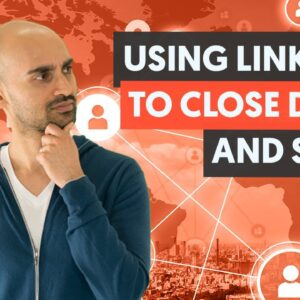 How to Use LinkedIn for Deals & Sales - Module 2 - Lesson 1 - LinkedIn Unlocked