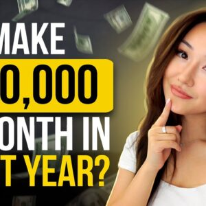 How to Make $10,000 Per Month on Social Media (Do THIS In Your First Year!)