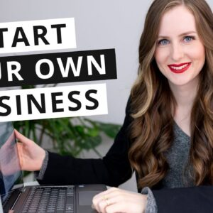 How to Start Your Own Business in 2021 | Episode 1 - Small Business 101
