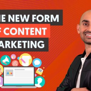 The New Form of Content Marketing