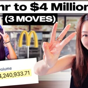 3 Moves That Made Me A Millionaire (Minimum Wage to 7 Figures)