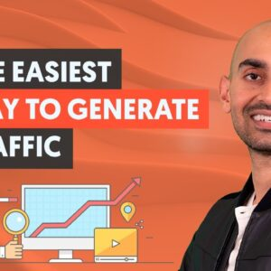 SEO For Beginners - The Easiest Way to Generate Traffic