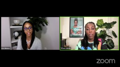 YT Live with Tiffany Aliche