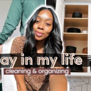 VLOG: Getting Organized FINALLY! Setting up my Home Office & Clean with Me