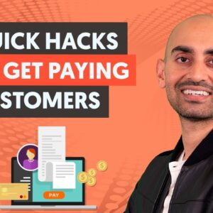 Quick Hacks to get Paying Customers - Interview with Tai Lopez
