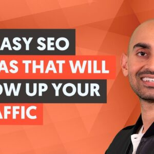 10 EASY SEO IDEAS That Will BLOW UP Your Traffic in 2021