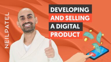 How to Develop & Sell a Digital Product, Step by Step (1 Million Revenue Formula)