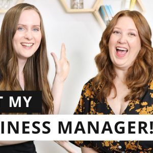 Meet My MANAGER?? (+ Influencer Managers vs Business Managers?)