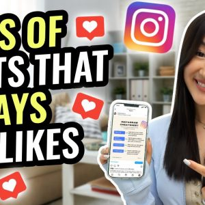4 Types of Content That ALWAYS Get LIKES on Instagram in 2021