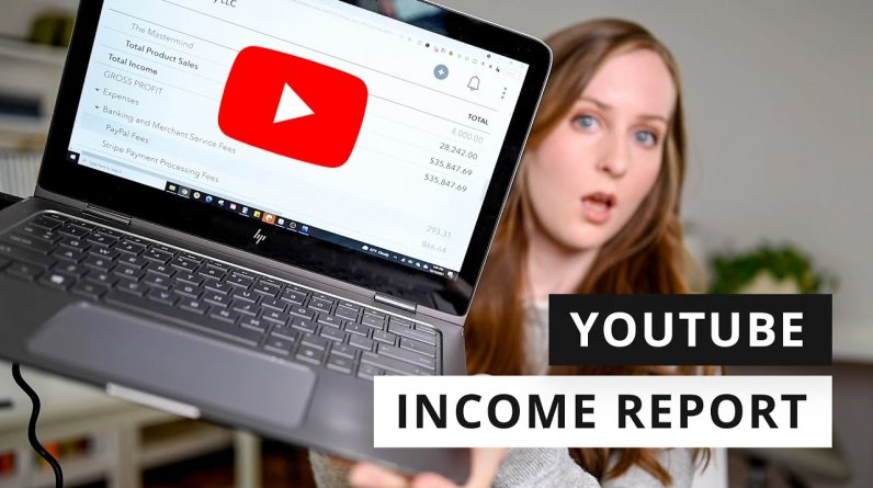 Breaking down how I earned $35,847.69 last month | Online Income Report